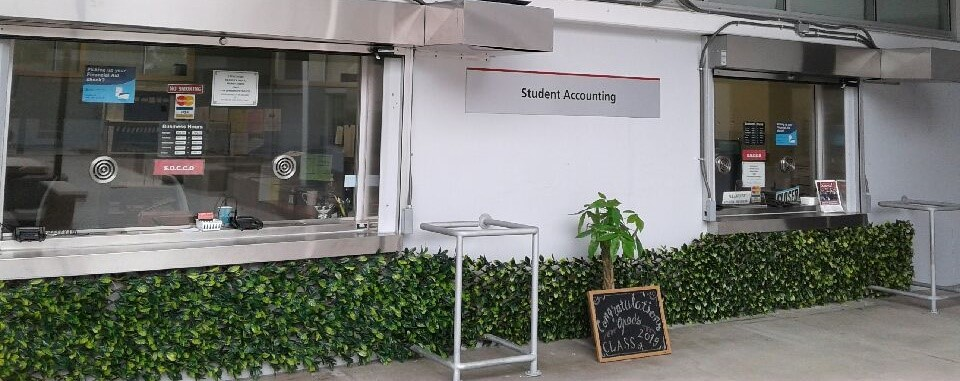 Accounting Office Front